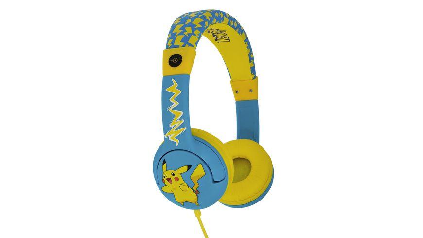 Pokemon Pikachu JUNIOR Kopfhörer