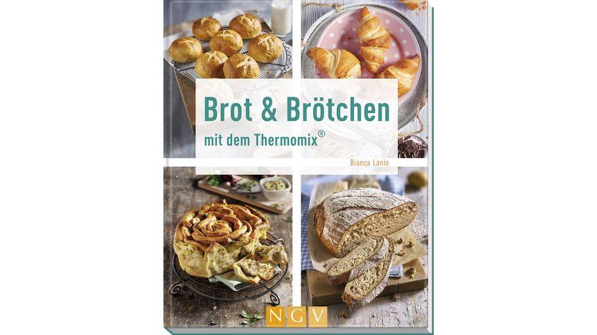 Brot Broetchen mit dem Thermomix