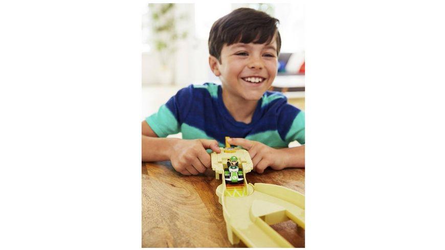Mattel Hot Wheels Mario Kart Steinblock Ruinen Trackset