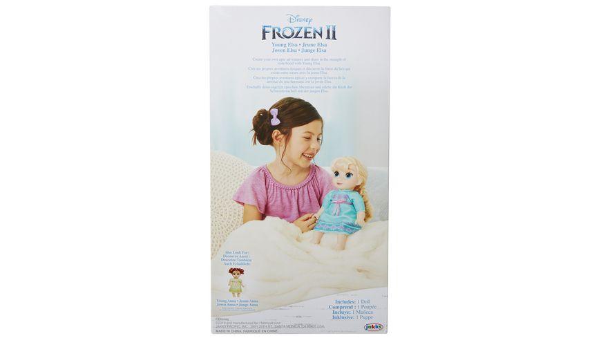 Jakks Pacific Die Eiskoenigin 2 Baby Elsa