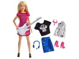 Mattel Barbie Rockstar Puppe