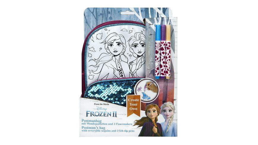 Undercover Frozen II CYO Postmanbag