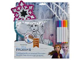 Undercover Frozen II CYO Umhaengetasche mit Spiegel