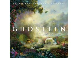Ghosteen 2CD