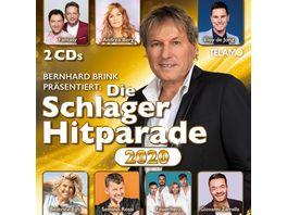 Bernhard Brink praes Die Schlager Hitparade 2020
