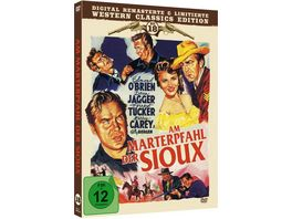 Am Marterpfahl der Sioux Mediabook Vol 18 Limited Edition inkl Booklet