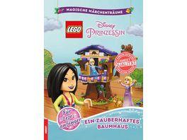 LEGO Disney Prinzessin Ein zauberhafte Baumhaus