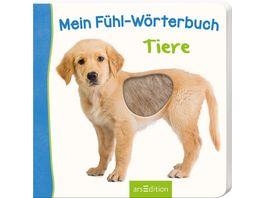 Mein Fuehl Woerterbuch Tiere