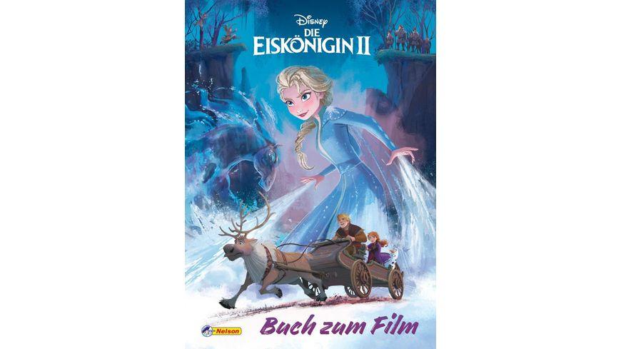 Disney Die Eiskoenigin 2 Buch zum Film