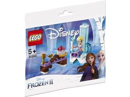 LEGO Disney Frozen II Elsas Thron