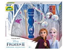 Lena Disney Frozen Strickset