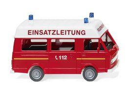 WIKING 0601 32 Feuerwehr VW LT 28 1 87