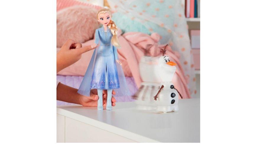 Hasbro Die Eiskoenigin 2 Magischer Spielspass mit Elsa Olaf