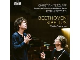 Beethoven Sibelius Violinkonzerte