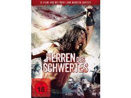 Herren des Schwertes 4 DVDs