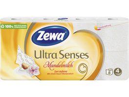Zewa Toilettenpapier Ultra Senses 4 lagig