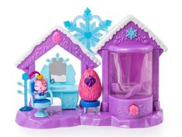 Spin Master Hatchimals Colleggtibles Serie 6 Glitzer Salon Spielset