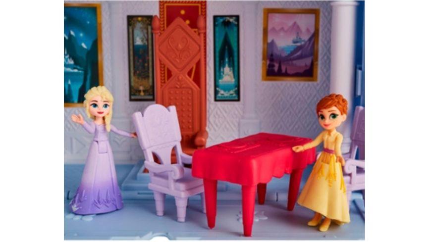 Hasbro Die Eiskoenigin 2 Pop Up Abenteuer Arendelle Schloss