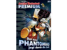 Lustiges Taschenbuch Premium 23 Der neue Phantomias jagt durch die Zeit