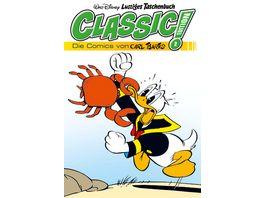 Lustiges Taschenbuch Classic Edition 02 Die Comics von Carl Barks