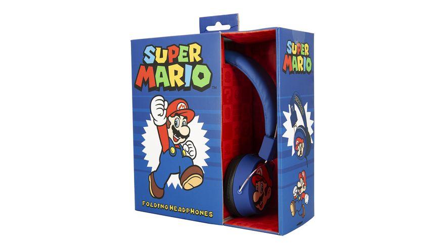 Super Mario Luigi TWEEN Kopfhoerer