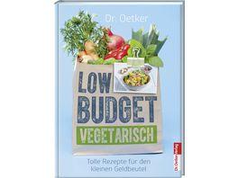 Low Budget Vegetarisch