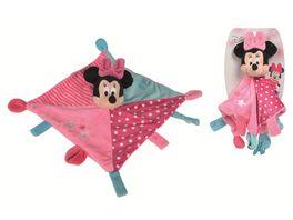 Simba Disney Minnie 3D Schmusetuch