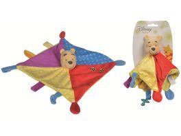 Simba Disney Winnie the Pooh 3D Schmusetuch