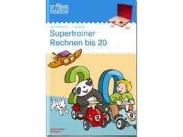 LUeK Uebungshefte LUeK Mathematik 1 Klasse Mathematik Supertrainer Rechnen bis 20
