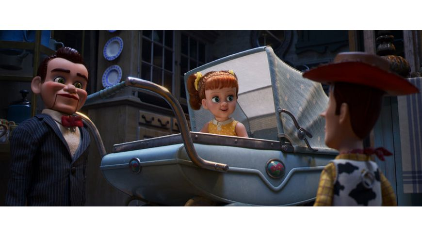 A Toy Story 4 Alles hoert auf kein Kommando Blu ray 2D