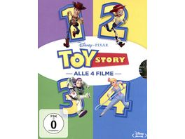 Toy Story 1 4 4 BRs