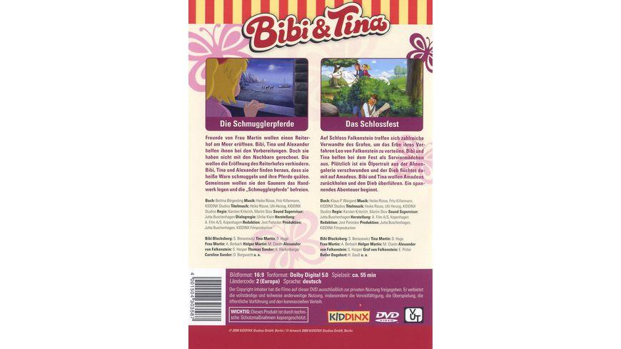Bibi und Tina Die Schmugglerpferde Das Schlossfest