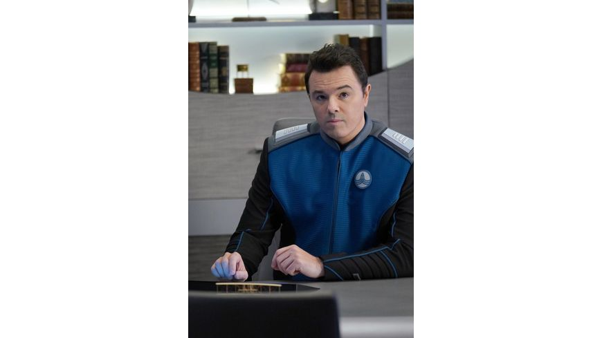 The Orville Season 2 4 DVDs