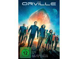 The Orville Season 2 4 DVDs