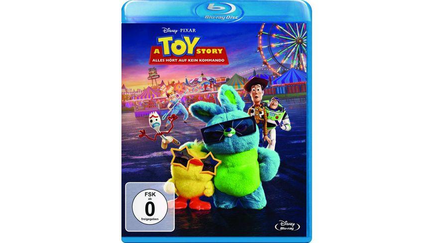 A Toy Story 4 - Alles hört auf kein Kommando