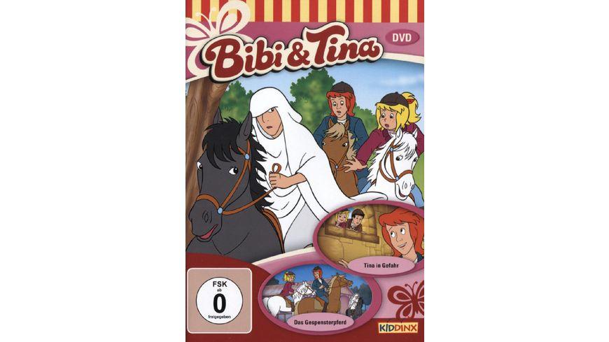 Bibi und Tina - Das Gespensterpferd/Tina in Gefahr
