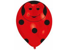 Amscan 6 Ballons Beetle