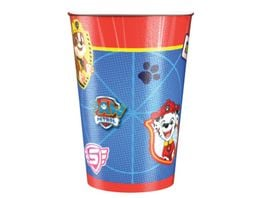Amscan 8 Party Becher 250ml Paw Patrol