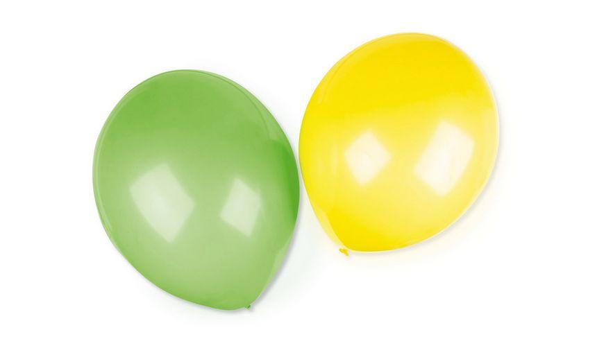 Amscan - 4 Riesenballons 40,6 cm, farblich sortiert