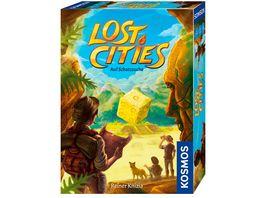 KOSMOS Lost Cities Auf Schatzsuche