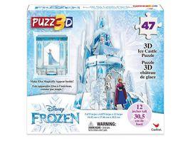 Spin Master Frozen 2 Eispalast 3D Puzzle 47 Teile
