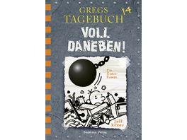 Gregs Tagebuch 14 Voll daneben