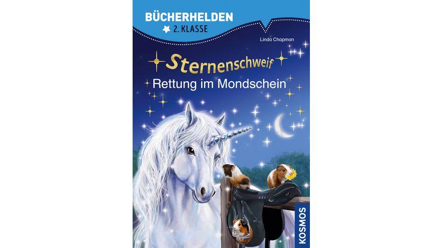 Sternenschweif, Bücherhelden 2. Klasse, Rettung im Mondschein