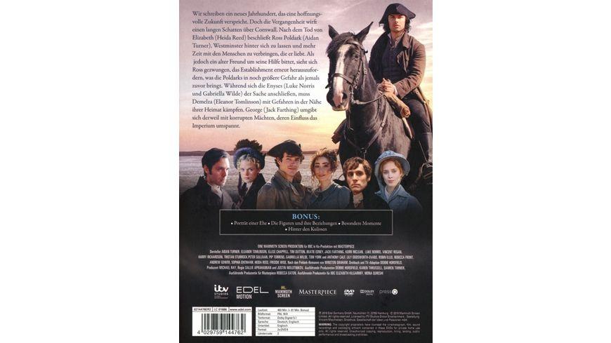 Poldark Staffel 5 Limited Edition 3 DVDs