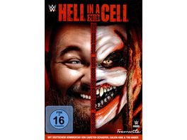 WWE Hell in a Cell 2019 2 DVDs