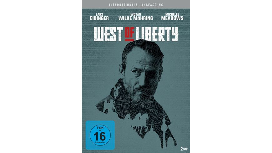 West Of Liberty 2 DVDs