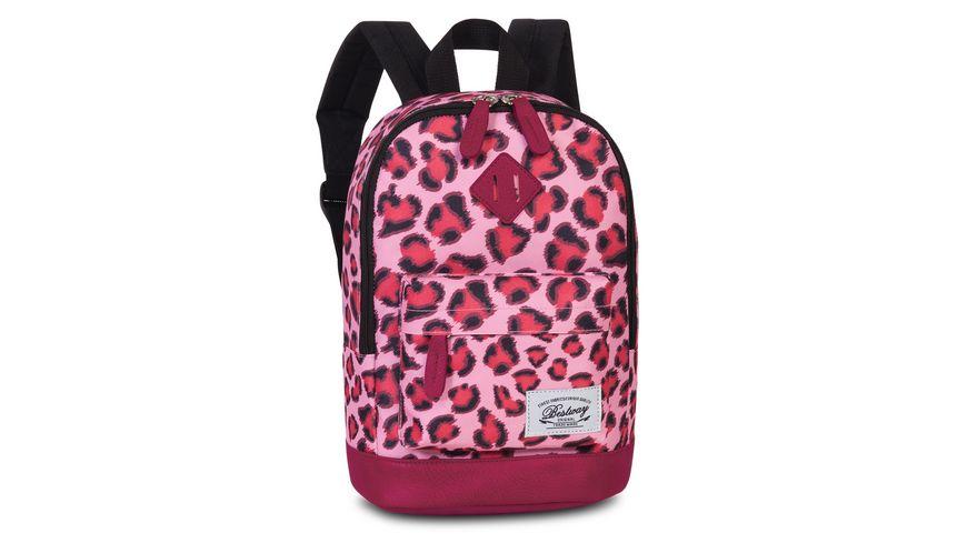 fabrizio Kinderrucksack Leo pink 40216 2200