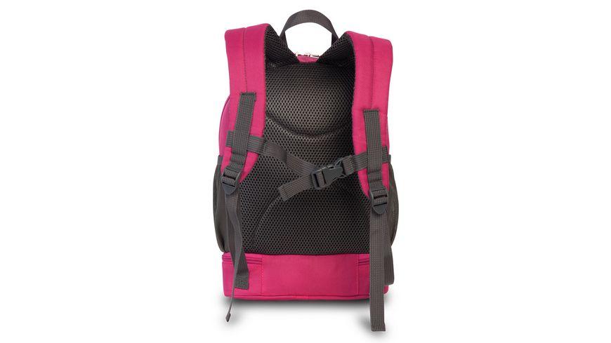 fabrizio Kinderrucksack Herz pink 20616 2200