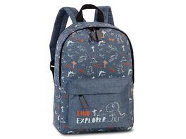 fabrizio Kinderrucksack Dino Explorer 20615 5400