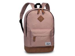 BESTWAY Rucksack beige rosa 40205 2100
